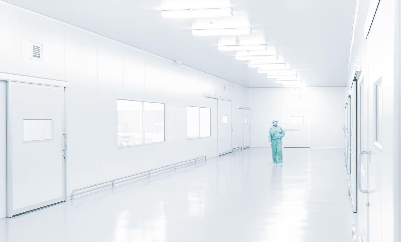 TRU cleanroom picture